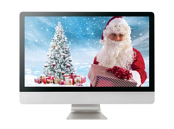 Santa Pre-Recorded Personal Video Message